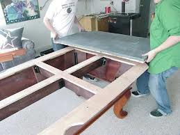 Pool table moves in Florence South Carolina