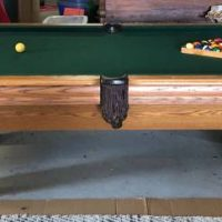 8' Leisure Bay Pool Table